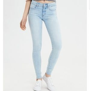 American Eagle 360 next level stretch jeggings